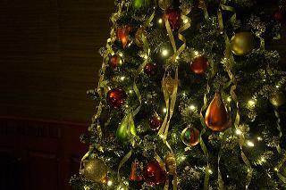 Kerst linten