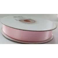 Licht Poeder Roze Satijn Lint 12 mm