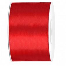 Rood Satijn Lint 50 mm