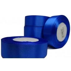 Satijn Lint Helder Blauw 25 MM