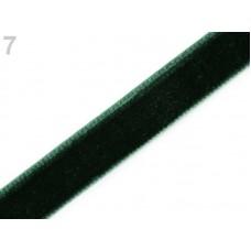 Fluweel Lint Donker Groen 9 MM X 3 Meter