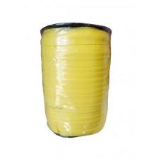 band visgraat 10 MM Citroen Geel X 25 Meter