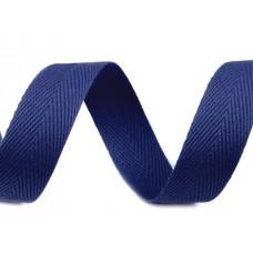Keperband Berlijn Blauw 14 MM