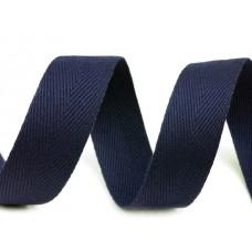 Keperband Parijs Blauw 20 MM