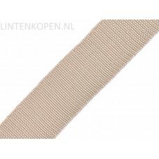 Tassenband Polypropyleen Beige 30 MM