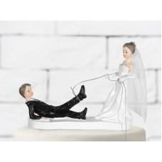 Romantische Bruidsaart Decoratie