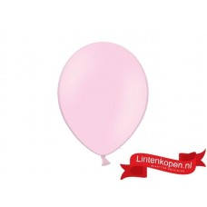 100 Baby Roze Ballonnen