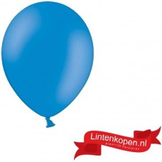Korenbloem Blauwe Ballonnen