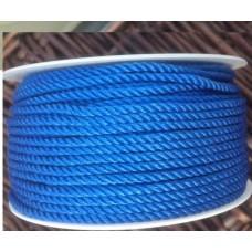 Blauw Koord 2.2 MM X 25 Meter
