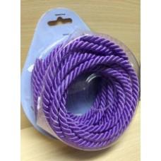 Satijn Koord Licht Violet
