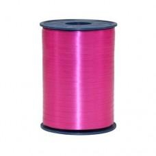 Donker Roze Krullint 500 METER X 5 MM