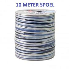 Raffia Lint Blauw Room 10 Meter