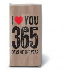 Zakdoekjes 365 Days