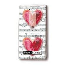Zakdoekjes Muzikale Liefde
