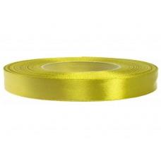 Olijf Kleur Satijn Lint 12 mm