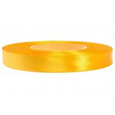Donker Geel Satijn Lint 12 mm