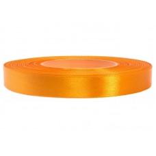 Goud Oranje  Satijn Lint 12 mm