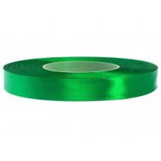 Gras Groen Satijn Lint 12 mm
