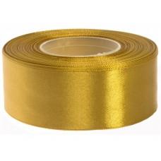 Goud Satijn Lint 38 MM