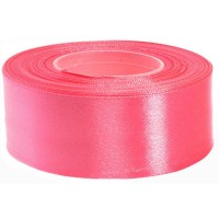 Candy Roze Satijn Lint 38 MM