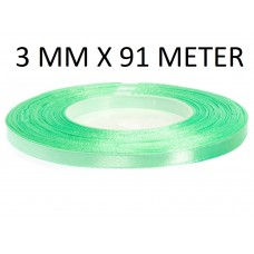 Lint Aquamarijn 3 MM X 91 Meter