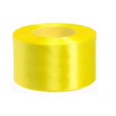 Geel Satijn Lint 5 cm