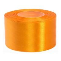 Goud Oranje Satijn Lint 5 cm