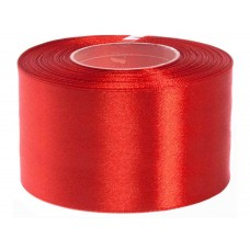 Lijsterbes Rood Satijn Lint 5 cm
