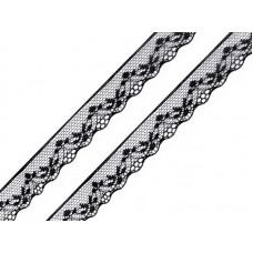 Kant zwart 18 mm x 15 meter
