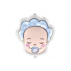 Ballon Baby Jongen Kleur 40 X 45 Cm
