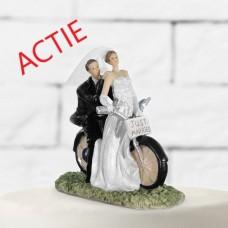 Bruidstaart Versiering Bruidegom Tilt Bruid