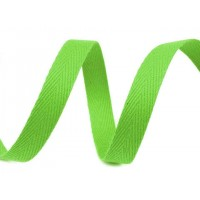 10 MM Breed Keperband Licht Groen