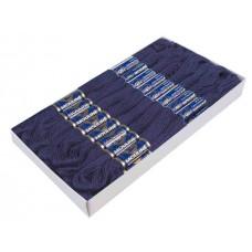 Borduurgaren 6 Strengen X 8 Meter Delfts Blauw