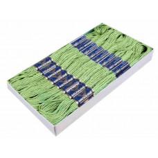 Essen Groen Borduurgaren 6 Strengen X 8 Meter