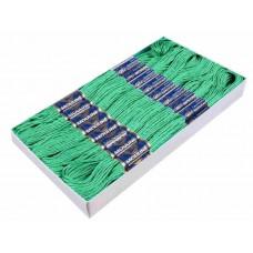 Elfen Groen Borduurgaren 6 Strengen X 8 Meter