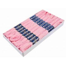 Snoep Roze Borduurgaren 6 Strengen X 8 Meter