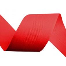 Keperband 50 MM Rood
