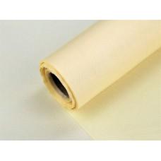 Taftband Vanille 15 Cm Breed X 9 Meter