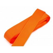 Taftlint Oranje 15 MM X 10 Meter