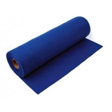 Vilt op Rol Kobalt Blauw 5 Meter