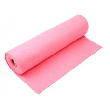 Vilt op Rol Midden Roze 5 Meter