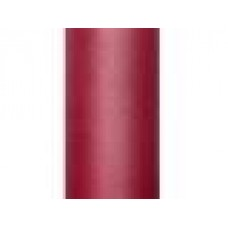 Tule Donker Rood 8 cm