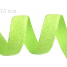 Fluweel Lint Limoen Groen