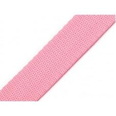 Tassenband licht roze 20 mm