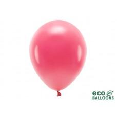 Licht rode ballon 30 cm.