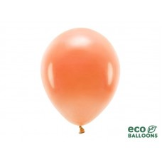 Oranje ballon 30 cm.