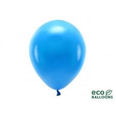 Blauwe ballon 30 cm.
