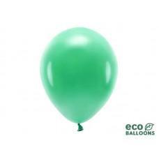 Groene ballon 30 cm.