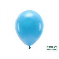 Turkoois ballon 30 cm.