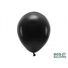 Zwarte ballon 30 cm.